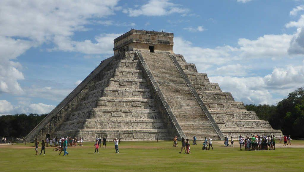 Chichen Itza of Mexico
