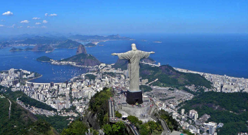 Christ the Redeemer Brazil