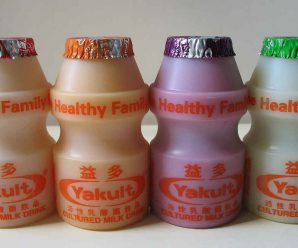 What is Yakult Probiotic Drink? Yakult Review