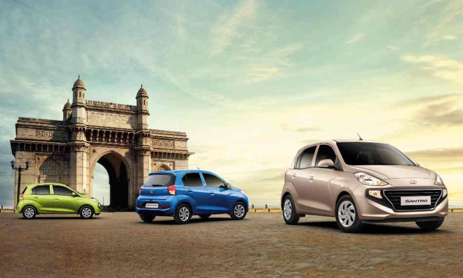 All New Hyundai Santro 2018 Review