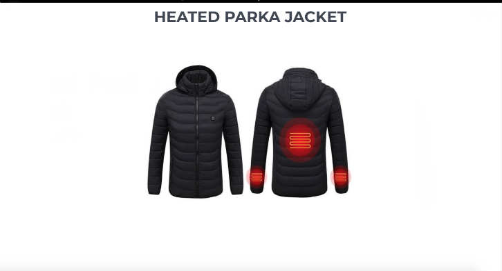 HeatedParkaJacket Complaints. HeatedParkaJacket Fake or Real? HeatedParkaJacket Legit or Fraud?