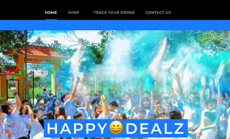 HappyyDealz complaints. HappyyDealz fake or real? HappyyDealz legit or fraud?
