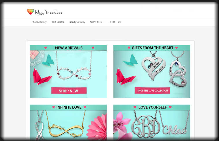 MyGiftNecklace complaints. MyGiftNecklace fake or real? MyGiftNecklace legit or fraud?