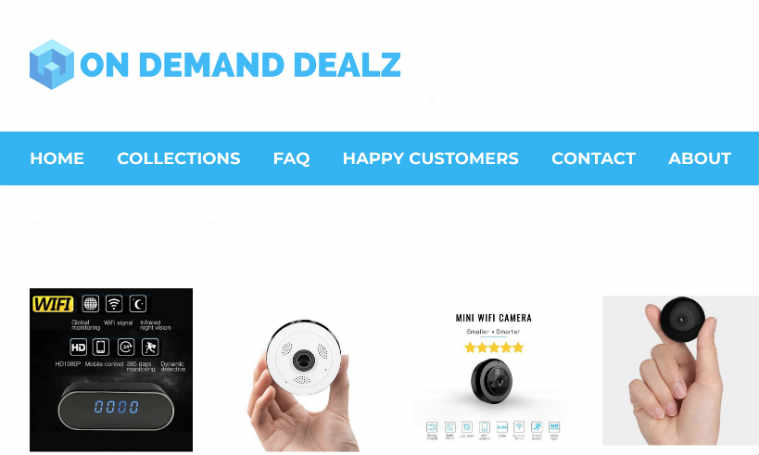 OnDemandDealz complaints. OnDemandDealz fake or real? OnDemandDealz legit or fraud?