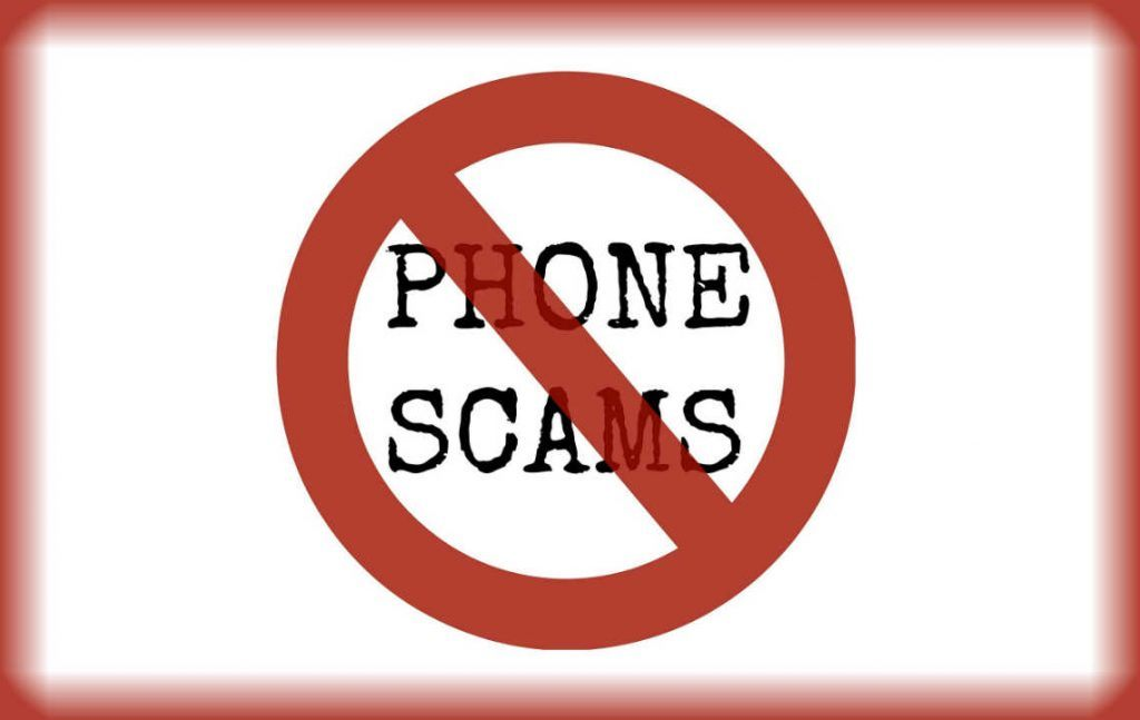 Scam call from 705-716-4812 send by scammers