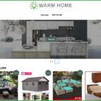 WARM HOME Scam Online Stores: WARM HOME Review