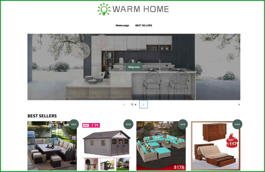 WARM HOME complaints. WARM HOME fake or real? WARM HOME legit or fraud?
