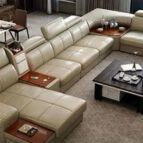Beware of Scam Sites That Are Selling Living Room Real Genuine Leather Sofas