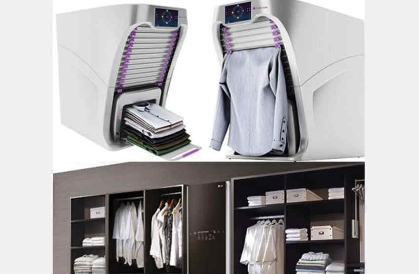 """Beware of Scam SItes that are selling """"Robotic Clothes Folding Machine"""""""