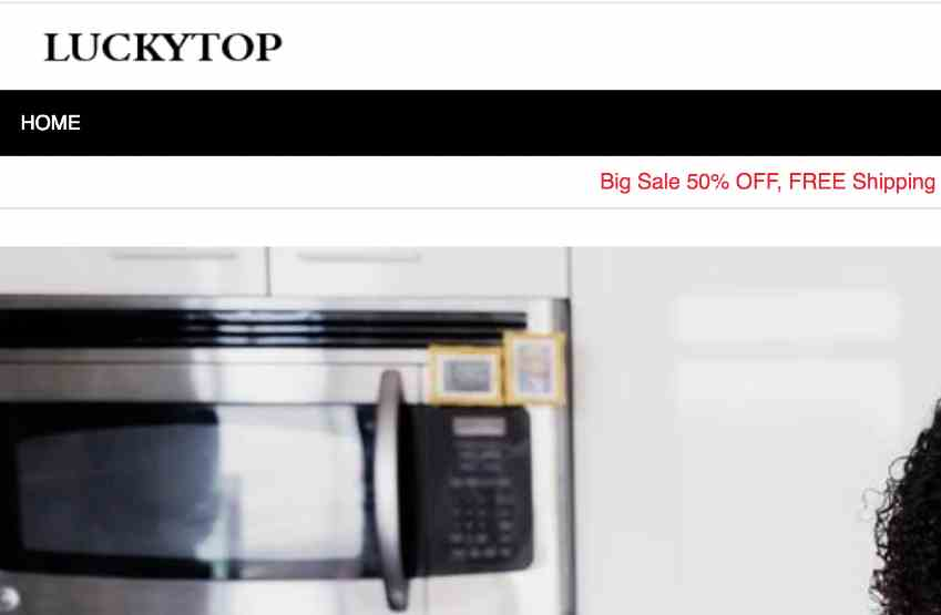 Luckytop Site complaints. Luckytop Site fake or real? Luckytop Site legit or fraud?