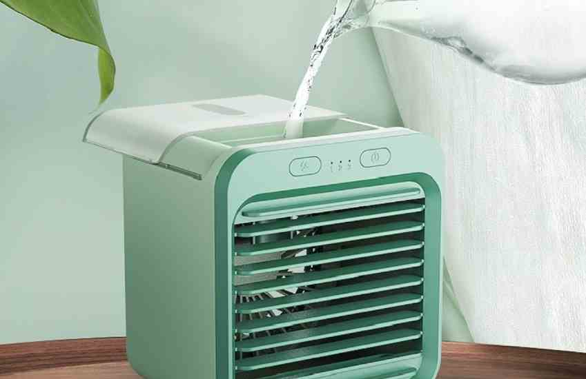 Complaints: Sites Selling 2020 Rechargeable Water-Cooled Air Conditioner (Can Be Used Outdoors) are not Legit