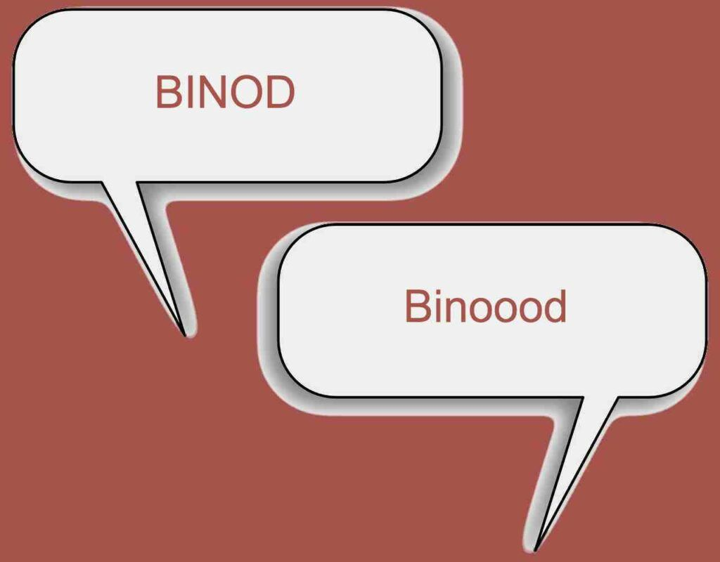 The reality of Binod comments